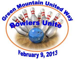 GMUW Bowlers Unite Logo