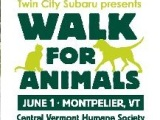 Vermont Humane Society: Walk to raise awareness for pets in need!