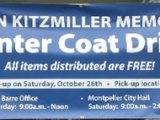 2013 Karen Kitzmiller Memorial Winter Coat Drive