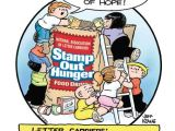 23rd Annual National Association of Letter Carriers' Food Drive