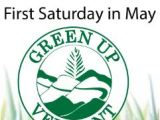 Green Up Day ~ May 2nd, 2015 ~ 45th Anniversary