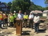 Governor Shumlin, Mayor Lauzon Announce Flood Assistance LoanProgram